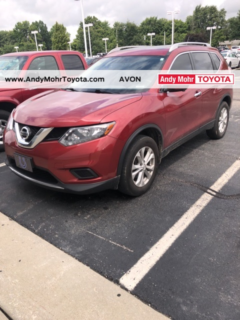 Photo Pre-Owned 2016 Nissan Rogue SV AWD 4D Sport Utility