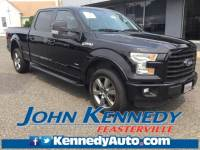 2016 Ford F-150 XLT SuperCrew EcoBoost V6 GTDi DOHC 24V Twin Turbocharged Feasterville, PA