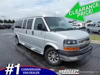Pre-Owned 2015 Chevrolet Conversion Van 9 Pass - Explorer Limited SE RWD Hi-Top
