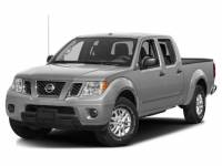Pre-Owned 2016 Nissan Frontier PRO Truck Crew Cab 4x4 in Middletown, RI Near Newport