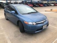 2008 Honda Civic EX For Sale Near Fort Worth TX | DFW Used Car Dealer