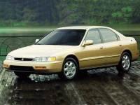 1995 Honda Accord LX 2.7L Sedan