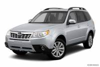 Used 2012 Subaru Forester 2.5X Limited (A4) SUV for Sale in Manchester near Nashua