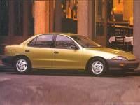 1998 Chevrolet Cavalier 4DR SDN Sedan