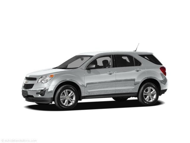 Photo Used 2011 Chevrolet Equinox LT w1LT SUV Automatic Front-wheel Drive in Chicago, IL