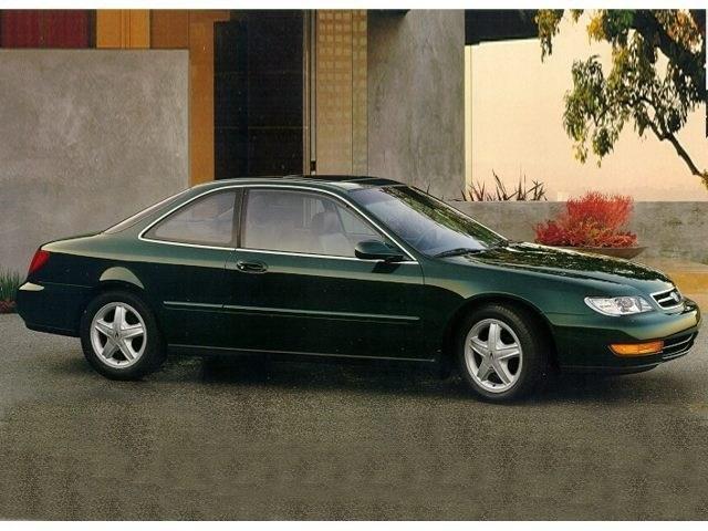 Photo 1997 Acura CL Premium Pkg Coupe 4