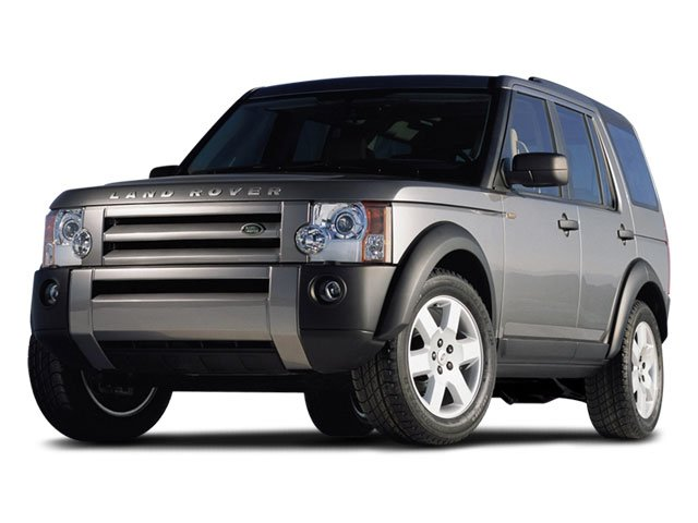 Photo Pre-Owned 2008 Land Rover LR3 SE 4WD Sport Utility
