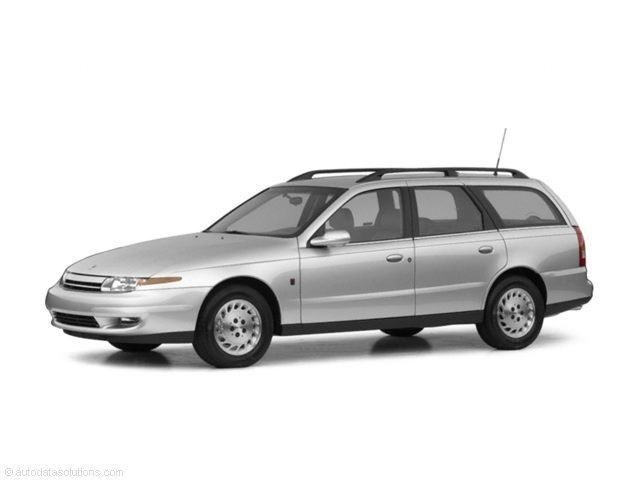 Photo 2002 Saturn L-Series LW300 Wagon Front-wheel Drive For Sale  Jackson, MI