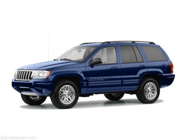 Photo Used 2004 Jeep Grand Cherokee Limited Limited 4WD For Sale in Seneca, SC
