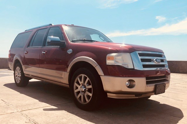Photo Used 2013 Ford Expedition EL King Ranch SUV For Sale San Antonio, TX