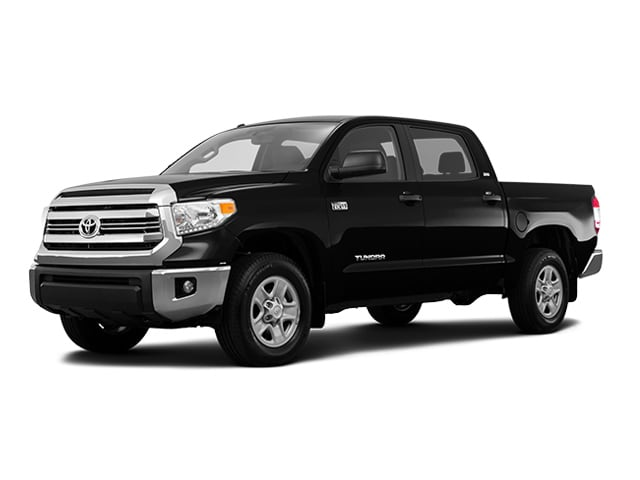 Photo 2016 Toyota Tundra SR5 TSS Edition, Navigation, Leather  Fender Flar Truck CrewMax 4x4 4-door
