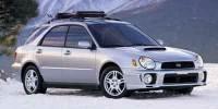 Pre-Owned 2003 Subaru Impreza Wagon 5dr Wgn WRX Sport Auto