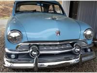 1951 Ford Custom two door