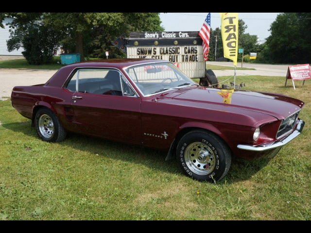 Photo 1967 Ford Mustang 2dr Coupe