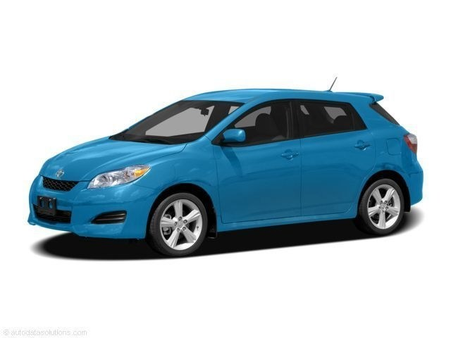 Photo 2010 Used Toyota Matrix 5dr Wgn Auto S FWD For Sale in Moline IL  Serving Quad Cities, Davenport, Rock Island or Bettendorf  S18177A