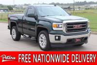 Used 2015 GMC Sierra 1500 SLE RWD Regular Cab Pickup