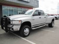 2007 Dodge Ram 3500 4x4 Diesel 6-Speed 87-k Exempt Mi's SLT