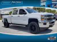 Pre-Owned 2016 Chevrolet Silverado 3500HD WT Truck Crew Cab in Tampa FL