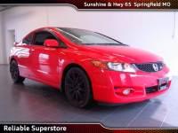 2009 Honda Civic Si Coupe FWD For Sale in Springfield Missouri