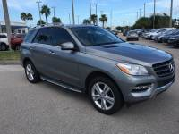 Pre-Owned 2013 Mercedes-Benz M-Class ML 350 SUV in Jacksonville FL