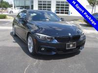 Certified Pre-Owned 2018 BMW 4 Series 440i RWD 4D Hatchback