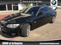 Used 2011 BMW 335i Rear-wheel Drive in Arlington