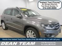 Used 2013 Volkswagen Tiguan SE w/Sunroof & Nav 2WD Auto SE w/Sunroof & Nav in St. Louis, MO