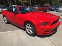 2013 Ford Mustang Convertible V-6 cyl