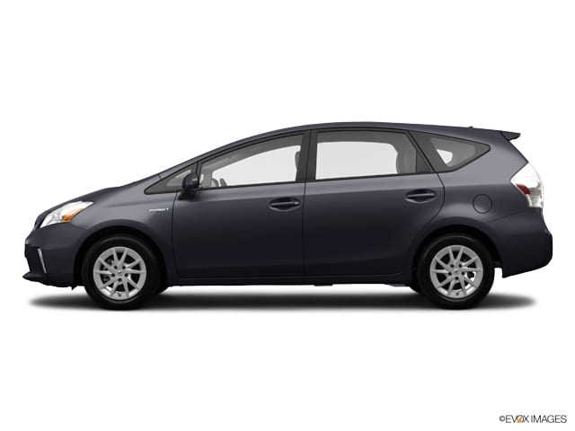 Photo Used 2014 Toyota Prius v Two For Sale Chicago, IL