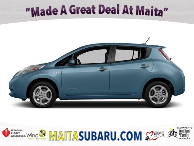Photo Used 2015 Nissan Leaf S Available in Sacramento CA