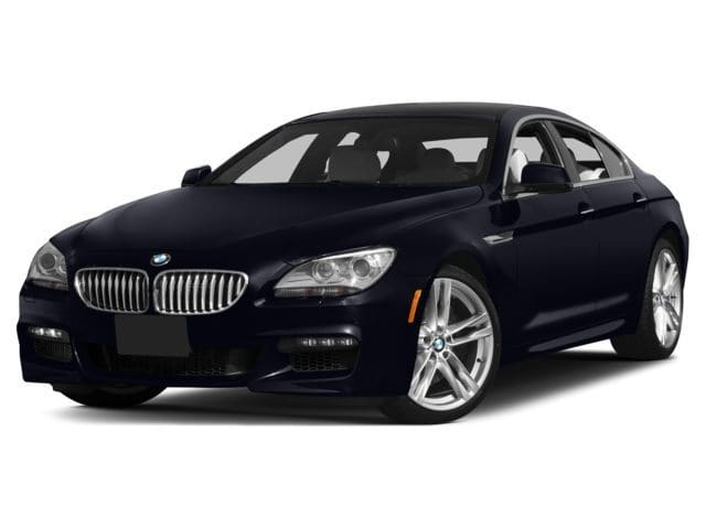 Photo 2015 Certified Used BMW 650i xDrive Gran Coupe Carbon Black For Sale Manchester NH  Nashua  StockB181491A