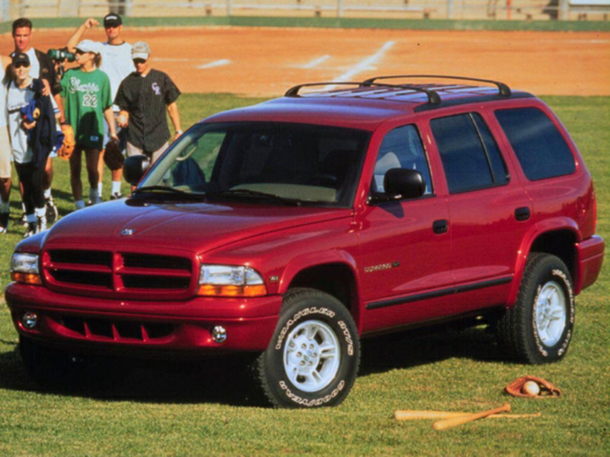 Photo Used 1999 Dodge Durango Base For Sale Boardman, Ohio