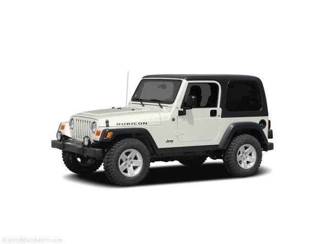 Photo Used 2004 Jeep Wrangler X SUV in Grants Pass