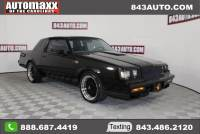 Used 1987 Buick Regal Grand National for sale in Summerville SC