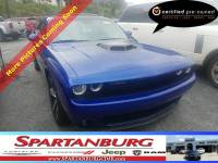2018 Dodge Challenger R/T Shaker Coupe in Spartanburg