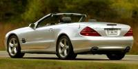 Pre-Owned 2006 Mercedes-Benz SL-Class SL 500 Rear Wheel Drive COUP/RDST