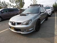 2007 Subaru Impreza WRX STi Base w/Silver Wheels Sedan