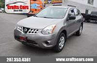 2011 Nissan Rogue S - 28 MPG SUV