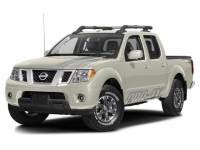 Pre-Owned 2017 Nissan Frontier PRO-4X Truck Crew Cab near Tampa FL