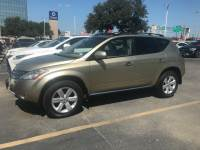 Used 2007 Nissan Murano SL SUV For Sale San Antonio, TX