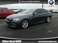 2016 BMW 5 Series 535i * BMW CPO Warranty * One Owner * M Sport * Na Sedan Rear-wheel Drive