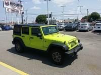 Used 2017 Jeep Wrangler JK Unlimited Rubicon 4x4 For Sale Oklahoma City OK