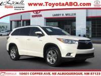 2014 Toyota Highlander Hybrid Limited SUV