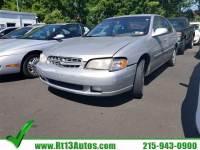 1999 Nissan Altima XE/GXE/SE/GLE