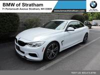 2016 BMW 435i xDrive Coupe 435i xDrive DINAN PKG MSPORT COLD WEATHER TECH PKG Coupe All-wheel Drive