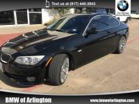 Used 2011 BMW 335i Coupe Rear-wheel Drive in Arlington