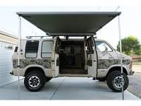 Dodge 4x4 Camper Van