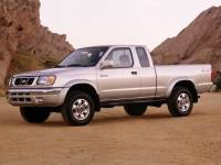 1999 Nissan Frontier 4WD Extended Cab Pickup