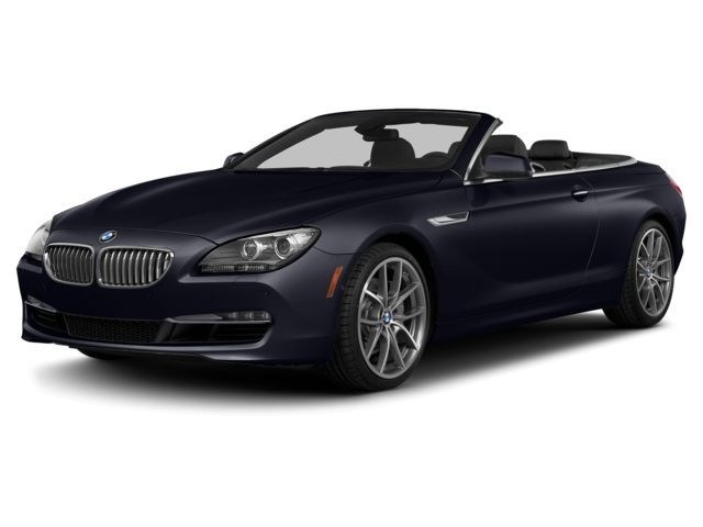 Photo Certified Used 2015 BMW 6 Series Convertible in Greenville, SC
