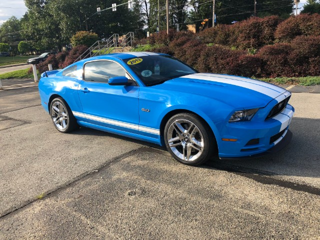 Photo 2013 Ford Mustang GT Coupe